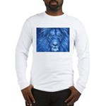 Winter Lion Long Sleeve T-Shirt