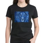 Winter Lion Women's Dark T-Shirt