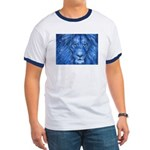 Winter Lion Ringer T