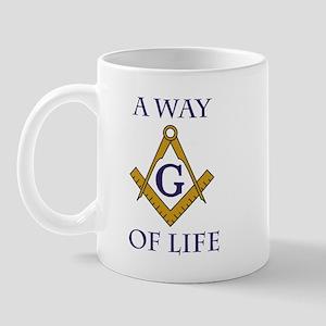"""""""A Way of Life"""" Mug"""