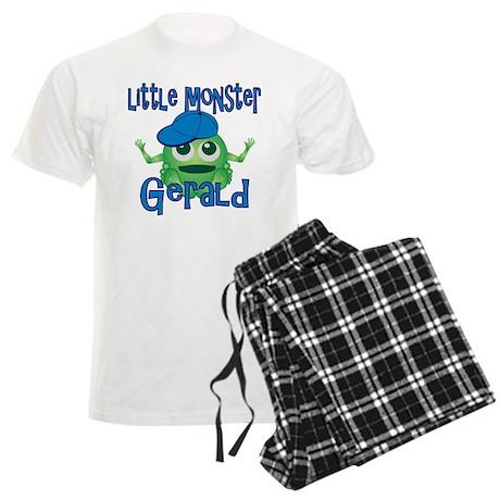 Little Monster Gerald Men's Light Pajamas
