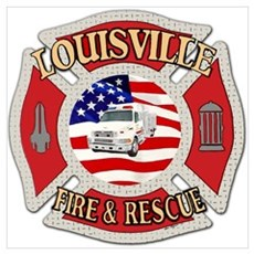 Louisville VFD Poster