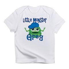 Little Monster Greg Infant T-Shirt