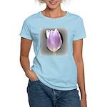Pink Tulip Abstract Women's Light T-Shirt