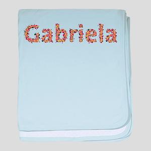 Gabriela Fiesta baby blanket