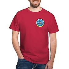 2-Sided Eisenhower Dark T-Shirt