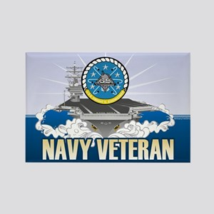 CVN-69 USS Eisenhower Rectangle Magnet