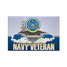 CVN-69 USS Eisenhower Rectangle Magnet