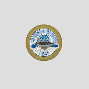 CVN-69 USS Eisenhower Mini Button