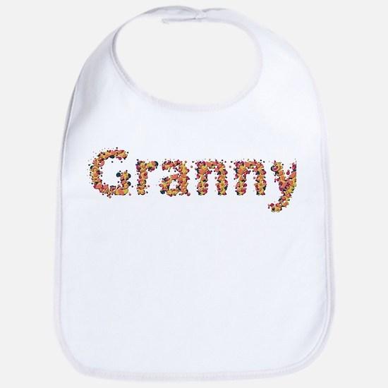 Granny Fiesta Bib