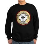 Brown Stockings Logo Sweatshirt (dark)