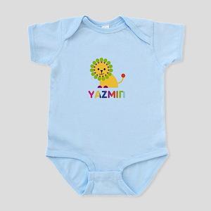 Yazmin the Lion Infant Bodysuit