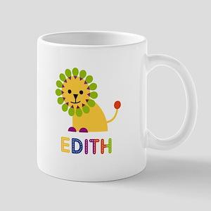 Edith the Lion Mug