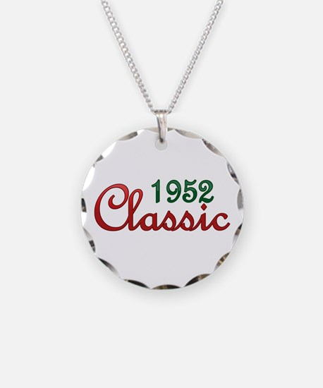 Funny 1952 Necklace