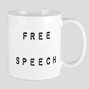 Free Speech Coffee Mug