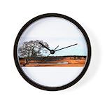 Valerie's Soapbox Wall Clock