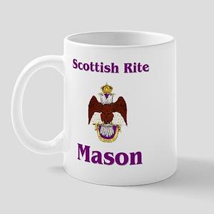 Scottish Rite Mason Mug