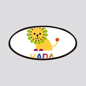 Hana the Lion Patches