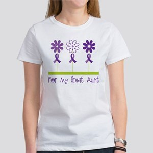 Alzheimers For My Great Aunt Women's T-Shirt