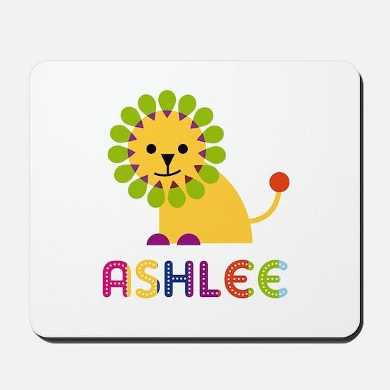 Ashlee the Lion Mousepad