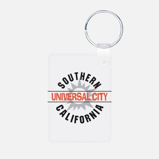 Universal City California Keychains