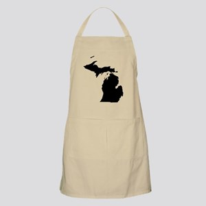 Michigan Map Apron