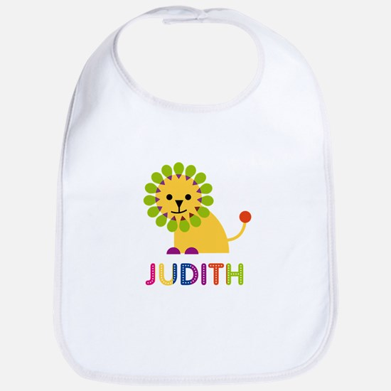 Judith the Lion Bib