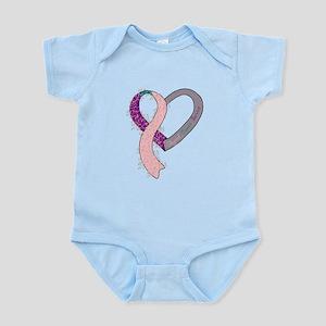 New Awareness Survivor Thyroi Infant Bodysuit