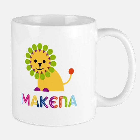 Makena the Lion Mug