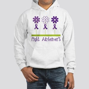 Fight Alzheimers Hooded Sweatshirt