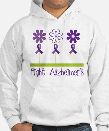 Fight Alzheimers Hoodie
