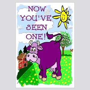 Purple Cow / Farm