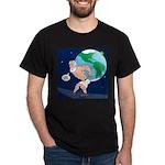 Atlas' Shoelace Problem Dark T-Shirt