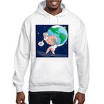 Atlas' Shoelace Problem Hooded Sweatshirt
