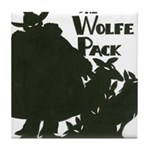 Nero Wolfe Tile Coaster