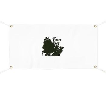 Nero Wolfe Banner