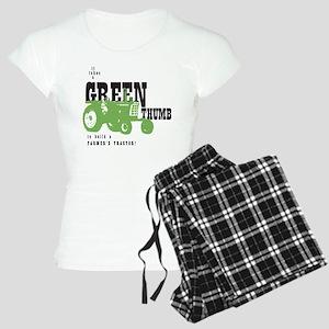 Green Thumb Women's Light Pajamas