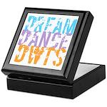 Dream Dance DWTS Keepsake Box