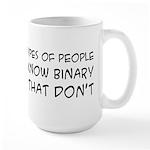 Understanding Binary Large Mug