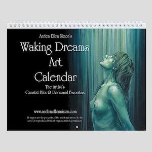 Waking Dreams Wall Calendar