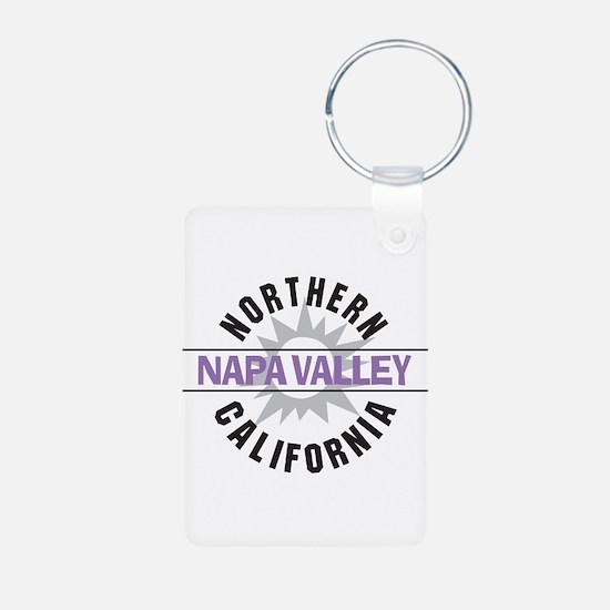 Napa Valley California Keychains