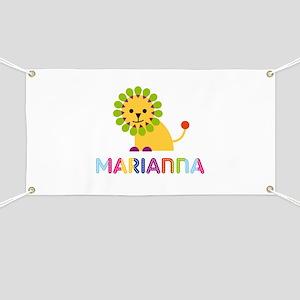 Marianna the Lion Banner