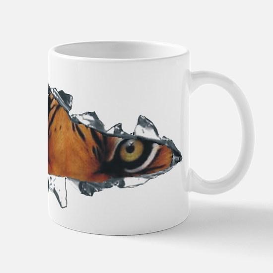 Tiger Eyes Mug