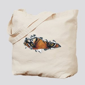 Tiger Eyes Tote Bag