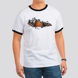 Tiger Eyes Ringer T