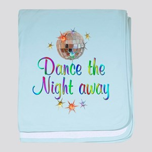 Dance Away baby blanket