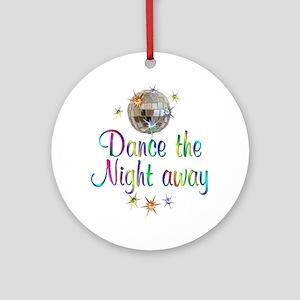 Dance Away Ornament (Round)