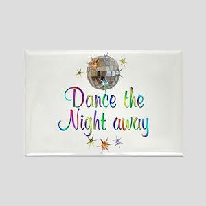 Dance Away Rectangle Magnet