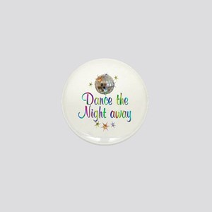 Dance Away Mini Button