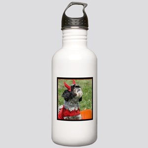 Halloween Shih Tzu Stainless Water Bottle 1.0L